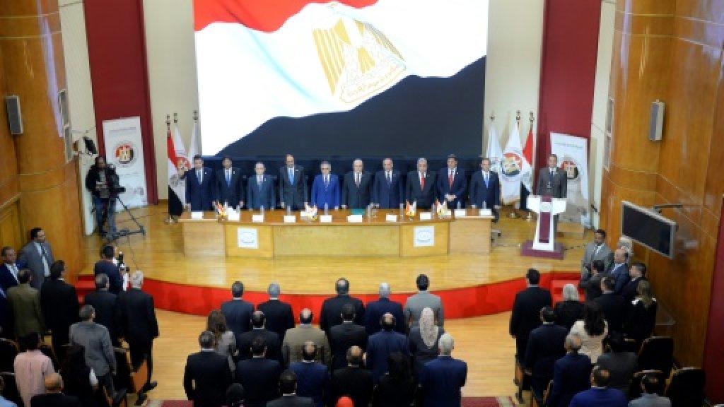 88,83 بالمئة من الناخبين المصريين يصوتون لصالح تمديد حكم السيسي