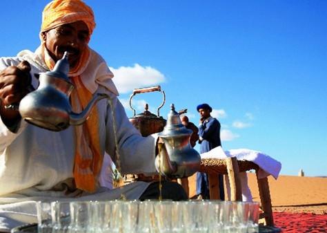 قطبي السياحة مراكش وأكادير استحوذا لوحدهما على 60 في المائة من العدد الإجمالي لليالي المبيت