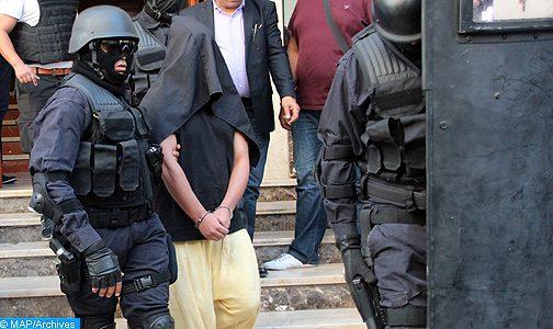 تفكيك خلية إرهابية، بمدن سيدي بنور والجديدة والمحمدية ومراكش، تتكون من ستة عناصر متطرفة