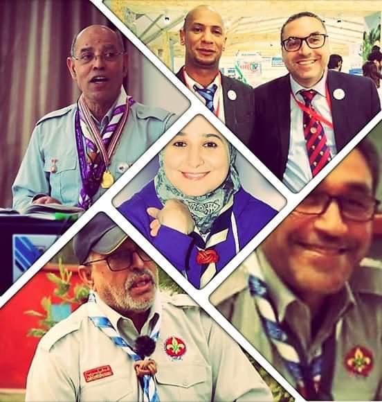 الجامعة الوطنية للكشفية المغربية تفوز بست لجان فرعية داخل الاقليم الكشفي العربي