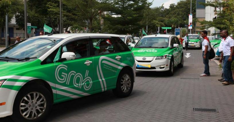 Toyota تستثمر 1 مليار دولار أمريكي في خدمة سيارات الأجرة حسب الطلب Grap