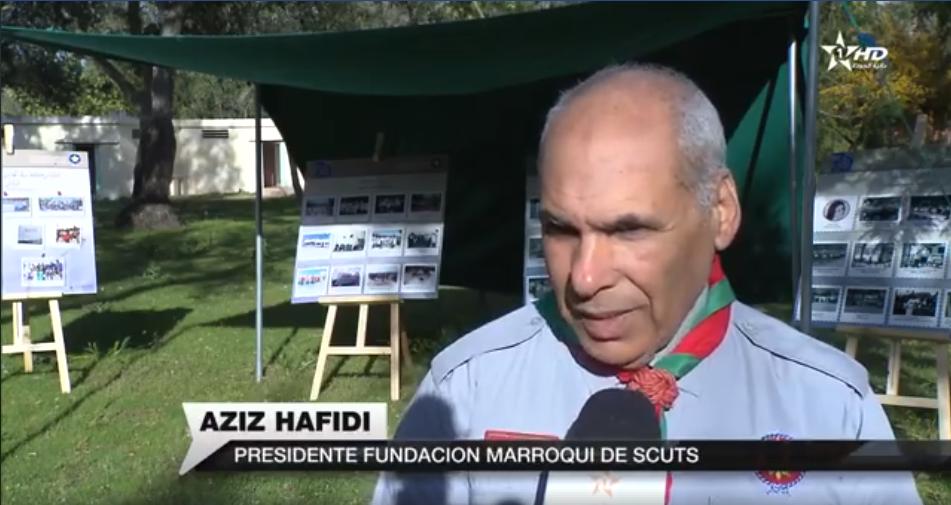 القائد عزيز حافظي يستعرض الأهداف الإستراتيجية التشاركية للمنظمة بالمعمورة