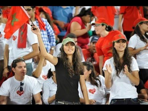 جمهور المغرب يتوافد على روسيا لدعم أسود الأطلس