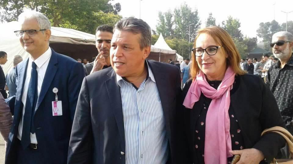 سعيدة أيت بوعلي و ابدوح يمثلون استقلالي مراكش في قيادة حزب الميزان