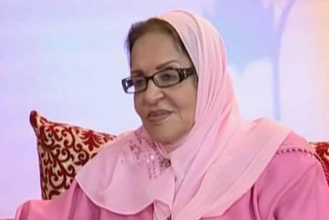الفنانة المغربية خديجة جمال في ذمة الله