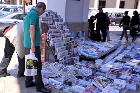عرض لأبرز عناوين الصحف الصادرة اليوم الخميس
