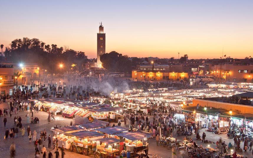 مراكش ركيزة مهمة في مداخيل السياحة بالمغرب