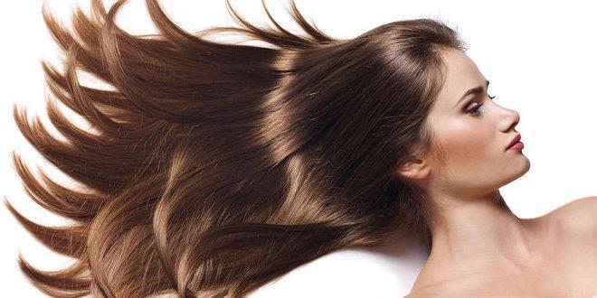 خلطات الزيوت الساخنة لترطيب وتنعيم الشعر الجاف
