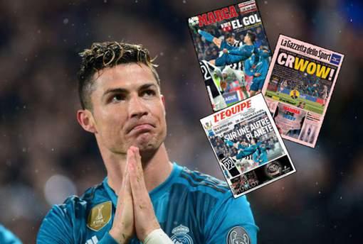 رسميا  ريال مدريد يعلن رحيل كريستيانو رونالدو إلى يوفنتوس