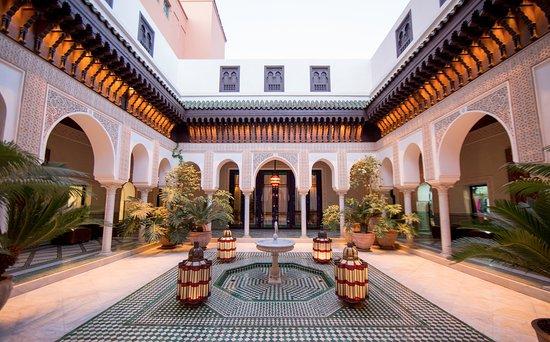 فندق المامونية يتصدر تصنيف أفضل فنادق العالم