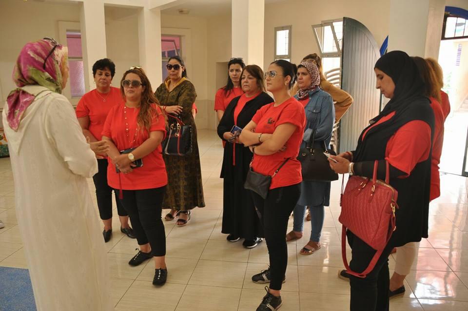 ستنظم جمعية نساء مراكش حفل خيري لفائدة نزيلات مركز حماية الطفولة