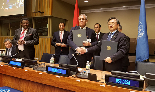 بمراكش انطلاق فعاليات منتدى وجائزة الأمم المتحدة للخدمة العمومية