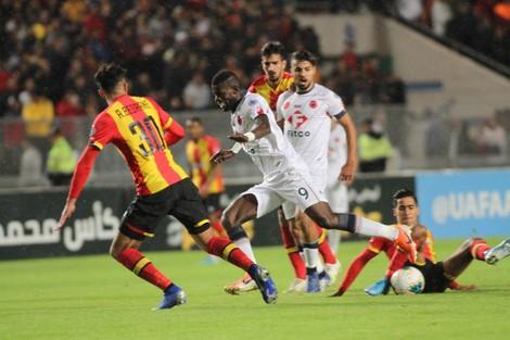 أولمبيك آسفي يزيح الترجي من كأس محمد السادس