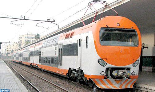المكتب الوطني للسكك الحديدية يطلق عرض يالا على قطارات الأطلس