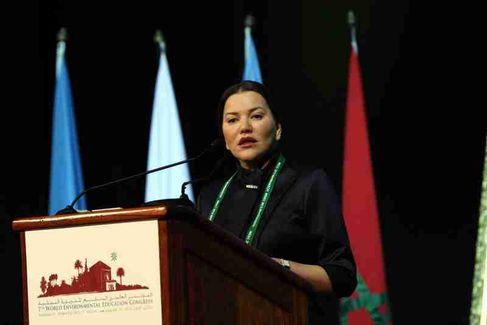 المؤتمر العالمي السابع للتربية البيئية 2013 بالأرقام