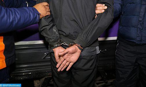 توقيف مواطن فرنسي من أصول طوغولية بعد ضبطه متلبسا بمحاولة تهريب 3 كلغ من مخدر الكوكايين