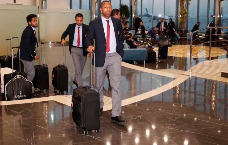 الوداد يصل  الإمارات للمشاركة في مونديال الأندية