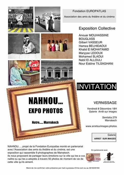 Nahnou.. .expo photo