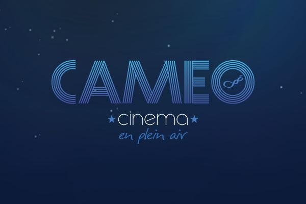 Cameo : cinéma en plein air