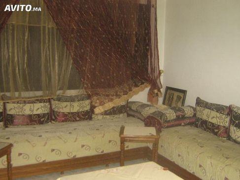 بيع شقة 92 متر,الطابق الثالث تمارة المسيرة1 المغرب.