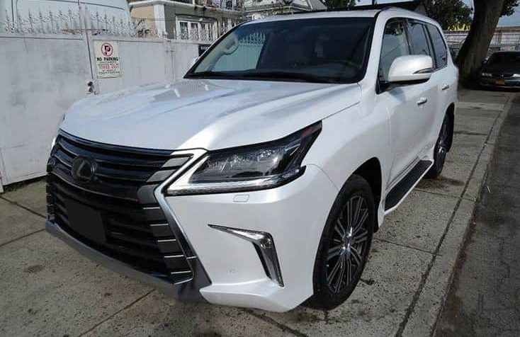 I want to sell My LEXUS LX570 2017 MODEL