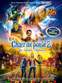 CHAIR DE POULE 2 : LES FANTÔMES D'HA...