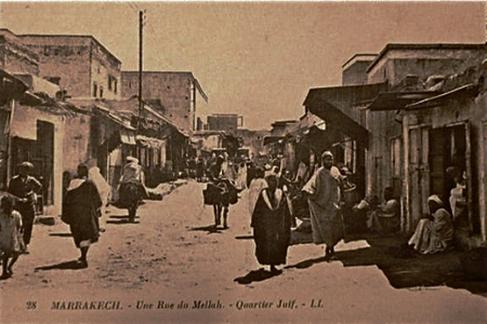الحي اليهودي أو الملاح