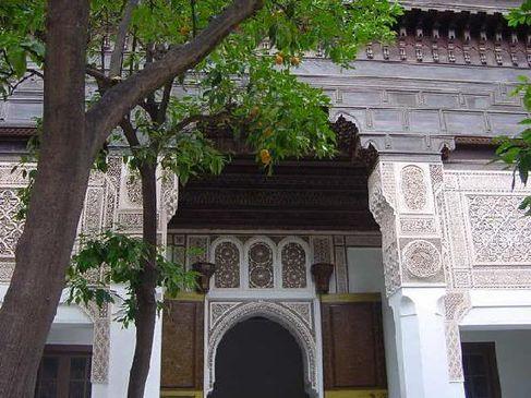 متحف دار السي سعيد بمراكش
