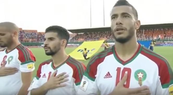 مباراة المغرب  ضد الفيلة كاملة