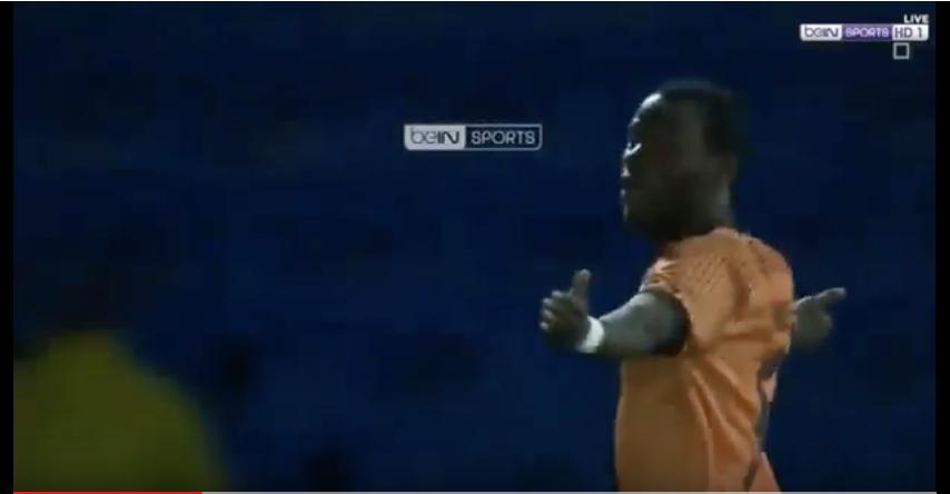 أهداف زامبيا ضد أوغندا