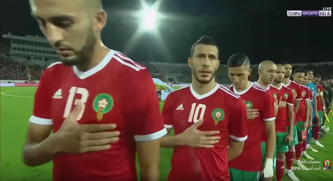 ملخص مباراة المغرب والكاميرون