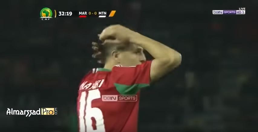 ملخص مباراة المغرب و موريتانيا