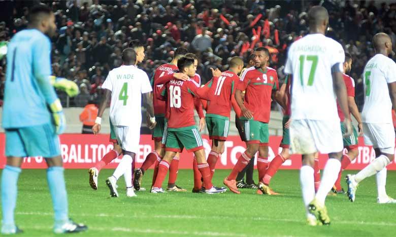 ملخص مباراة المغرب و السودان