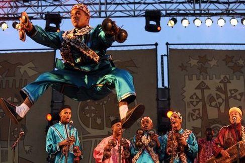 مؤسسة مهرجانات مراكش تنظــم الدورة الثامنة والأربعين للمهرجان الوطني للفنون الشعبية خلال الفترة الممتدة ماب