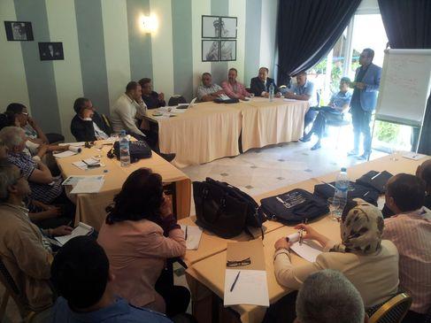 ينظم المكتب المركزي للجمعية المغربية لحقوق الانسان أياما تكوينية لفائدة المحاميين ايام 23 و24 و25 ماي بمدينة مر�
