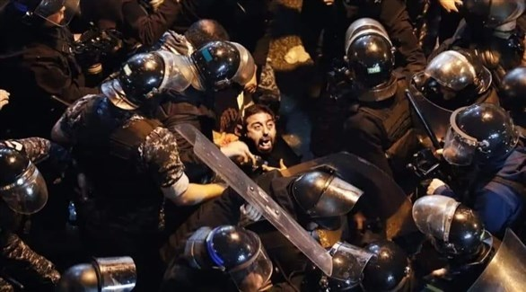 مئة موقوف على الأقل خلال يومين من التظاهرات في بيروت