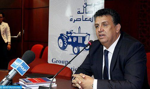 انتخاب السيد عبد اللطيف وهبي أمينا عاما جديدا لحزب الأصالة والمعاصرة