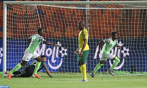 كأس أمم إفريقيا.. نيجيريا تطيح بجنوب إفريقيا وتتأهل إلى المربع الذهبي