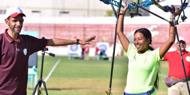 المغرب يبصم على مشاركة مميزة  في البطولة العربية للاندية للرماية بالنبال