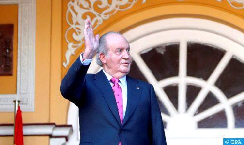 إسبانيا .. الملك خوان كارلوس الأول يعلن انسحابه النهائي من الحياة العامة