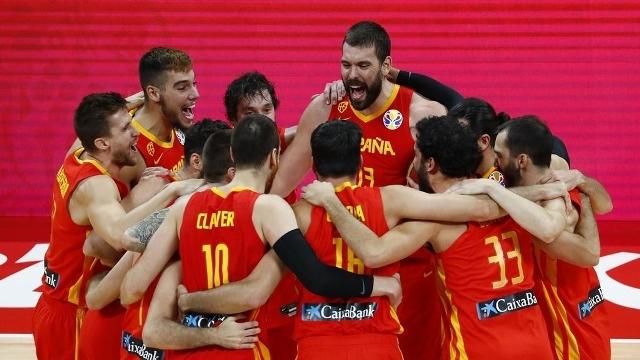 إسبانيا تفوز على الأرجنتين وتتوج بلقب كأس العالم لكرة السلة 2019