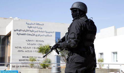 تفكيك خلية إرهابية موالية لتنظيم داعش بمدينة الرشيدية