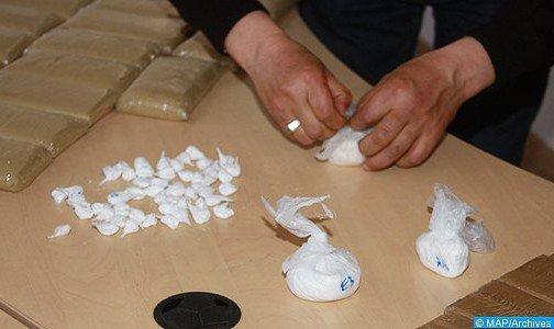مطار محمد الخامس الدولي بالدار البيضاء .. توقيف زوجين من جنسية برازيلية للاشتباه في تورطهما في قضية تتعلق بالتهريب الدولي لمخدر الكوكايين