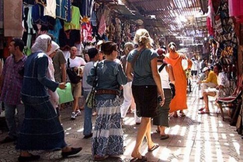 انتعاش السياحة الداخلية يحرك القاطرة الاقتصادية في غشت الماضي