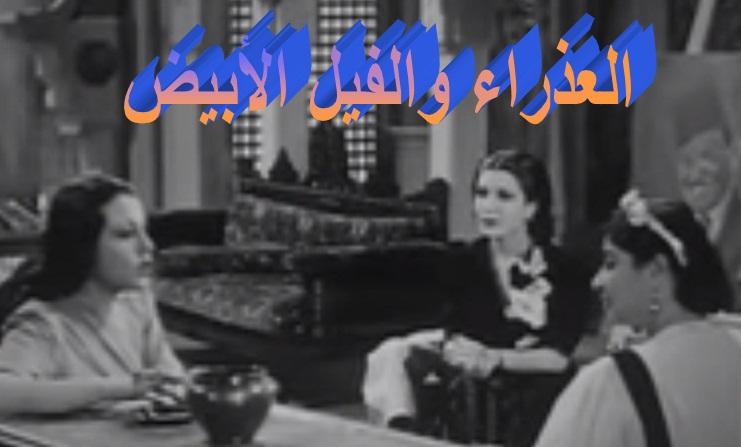 العذراء والفيل الأبيض .. ملحمة العذراء الجميلة والتى أصبحت عاهرة متشردة