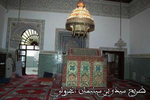 سيدي محمد بن سليمان الجزولي